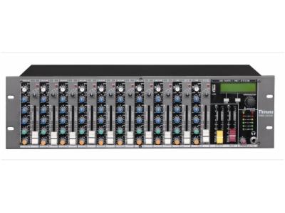 RMX-6404A-十二路机架式调音台带USB及效果器