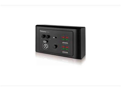 MDS-2RC-数字媒体矩阵墙壁控制面板(带音源输入及音源输出)
