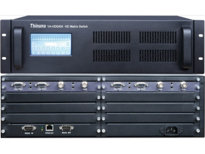 VA-HD0404-4x4高清混插矩阵