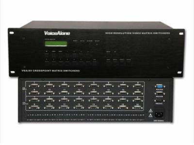 VA-VGA1616-專業矩陣切換器-VGA系列