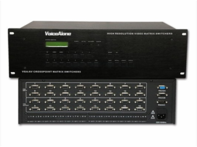 VA-VGA1616-专业矩阵切换器-VGA系列