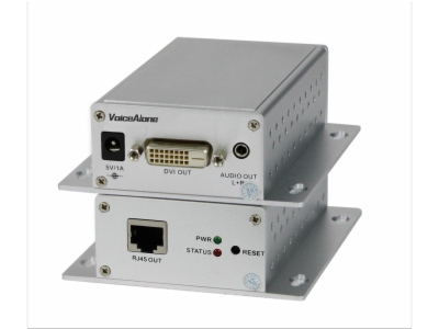 DTP CAT/DVI150TR-DVI單網線傳輸延長器