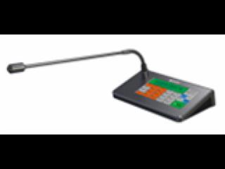 IP-8807-觸摸式網絡對講尋呼話筒