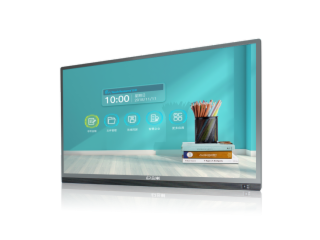 QB750PRO-會巢智能會議平板T系列75寸會議平板