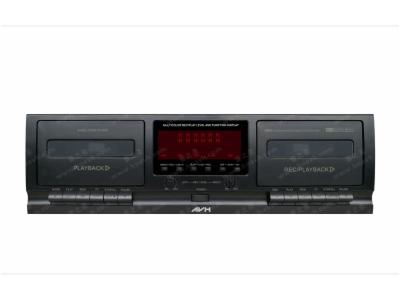 KZ-108-双卡座录音机