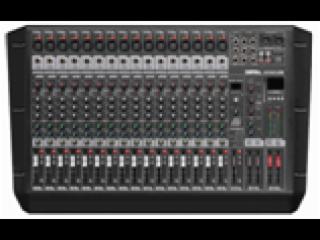 MP16-16路调音台