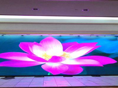 《拼接屏案例分享》廣州大廈