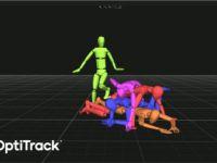 利亚德集团旗下OptiTrack品牌发布全新动捕技术