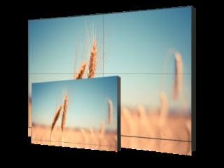 YC-P4646-三星46寸液晶拼接屏幕3.5mm无缝电视墙监控显示器