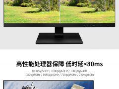 HSV896 HDMI IP网络延长器 POE交换供电