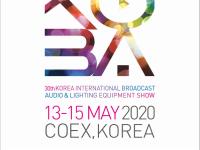 韩国最大灯光音响广电展KOBA