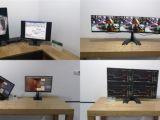 AOC智慧全屏体验中心于北京落成,全面展示全品类视讯产品!