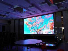 宜成室内LED全彩显示屏酒店舞台大屏多规格可选厂家直销可定制