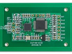 国密SM7卡读写模块_国密安全门禁刷卡机嵌入式模块