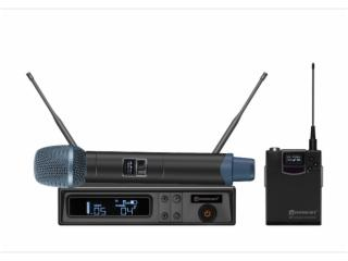 P1-單通道真分集無線麥克風