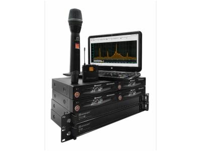 HR-31S-UHF 单通道真分集无线麦克风