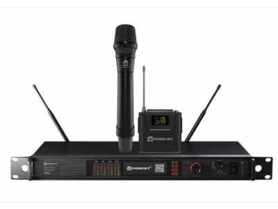 HDR-8Q-數字無線麥克風