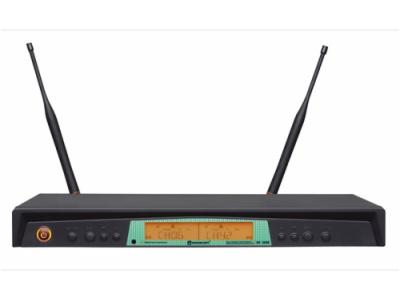 ER-3500-雙通道無線麥克風系統