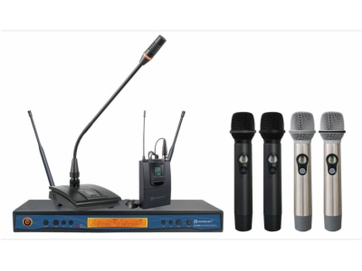 ER-5700-雙通道真分集無線麥克風系統