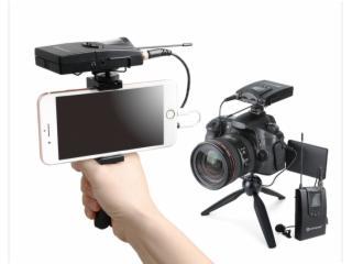CR-1-无线摄像麦克风