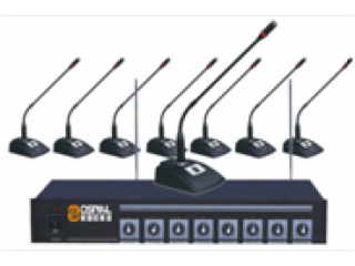 CI-804/CI-808-一拖四/八无线会议系统(V段)