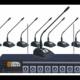 一拖四/八无线会议系统(V段)-CI-804/CI-808图片