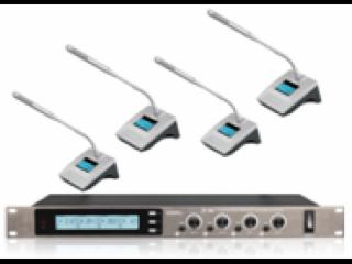 UF-884-一拖四无线会议系统(U段、可选配一拖八)