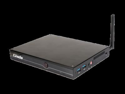 D68-基于Intel Whiskey Lake平臺高端數字標牌播放器
