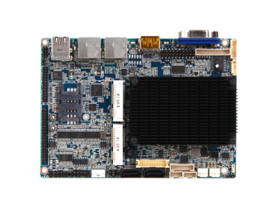 EN-N2807DL-基于Intel Bay Trail 平台3.5英寸主板