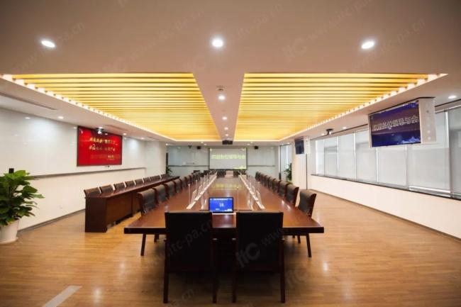【itc錄播、無紙化、數字會議、擴聲案例】上海市某區公安分局