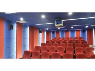 武警部队3D影院一体化放映设备