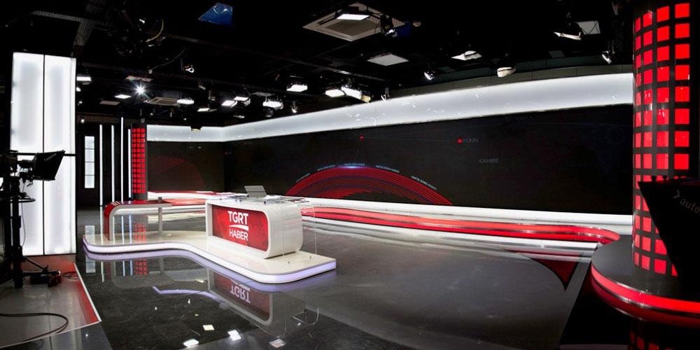 蜀南信息超高清小間距助力TGRT電視臺融媒體一體化建設
