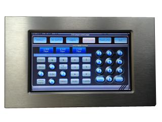 TP-M500-5寸有线嵌入式触摸屏