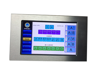 TP-M700-7寸有线嵌入式触摸屏