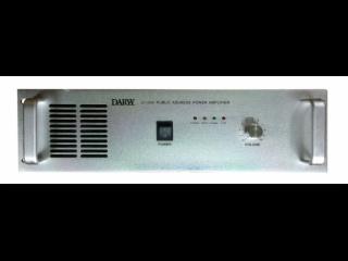 D-1000-纯后级功放