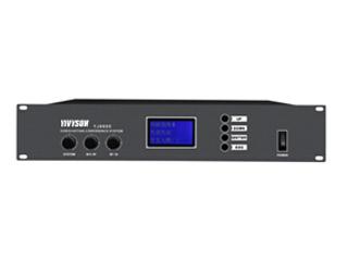 YJ-6600-標清視像跟蹤表決會議主機