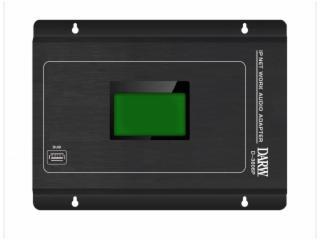 D-3606P-壁掛式雙向IP網絡點播終端