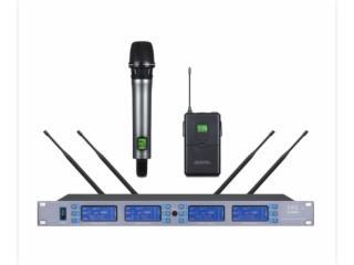 D-264U-一拖四無線話筒