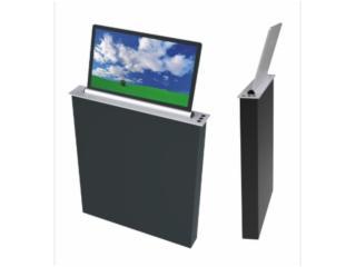 DM-6500-15.6寸超薄升降顯示器(帶10點觸摸)