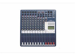 L10/4RU-10路2编组调音台