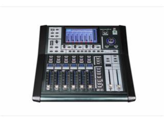 D16-16路电推数字调音台