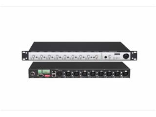 YB-2830-8路智能混音器