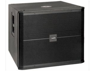 DZ-18S-单18寸超低音箱