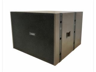 DX-118PC DX-118PB-線陣列音箱雙12寸次低頻(有源) 線陣列音箱雙10寸次低頻(有源)