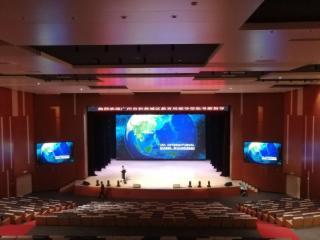 BX-P3-浩博百星室內P3全彩顯示屏項目案例