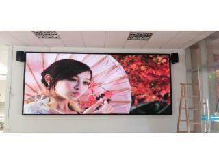 BX--P2.0-学校室内P2.0全彩显示屏案例