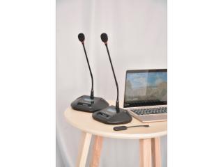UWE100-臻為 無線多功能現場會議麥克風 本地培訓 USB 智能鵝頸麥克風 話筒