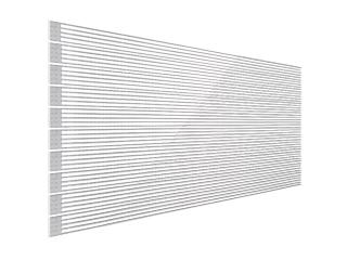 P6/P10/P16/P20/P20-40/P40-LED貼膜透明屏