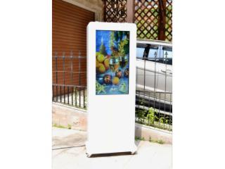 T320EDCP-超亮Maxbright 32寸户外高亮防水立柜广告机-T320EDCP