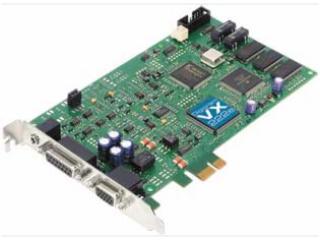 Digigram VX222E專業聲卡-Digigram VX222E專業聲卡